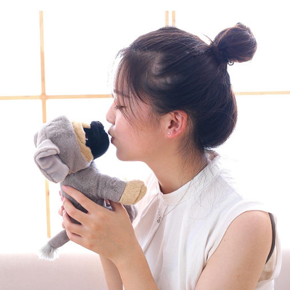 Filhote de SharPei ou Pug de pelúcia