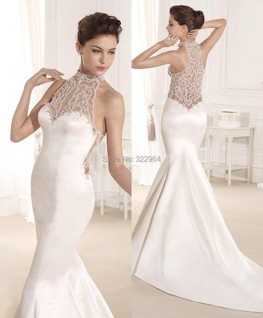 Mermaid Wedding Gowns 2015