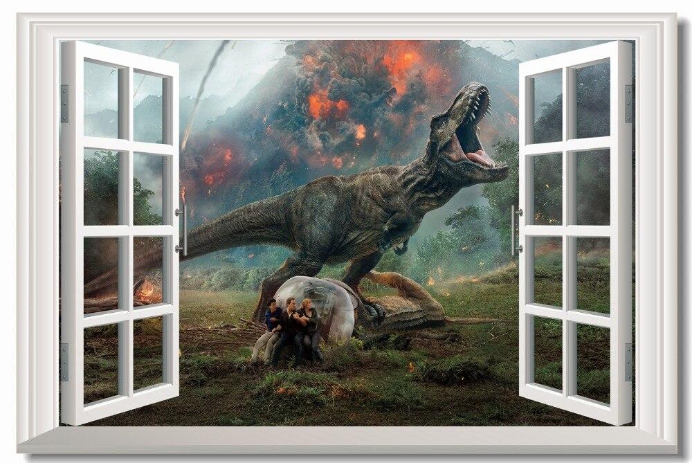 Dinosaur Bedroom Wall Decor