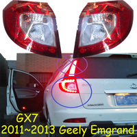 1pcs car styling for Geely Emgrand GX7 taillight 2011 2012 2013Year car accessories GX7 rear light Gleagle GX 7