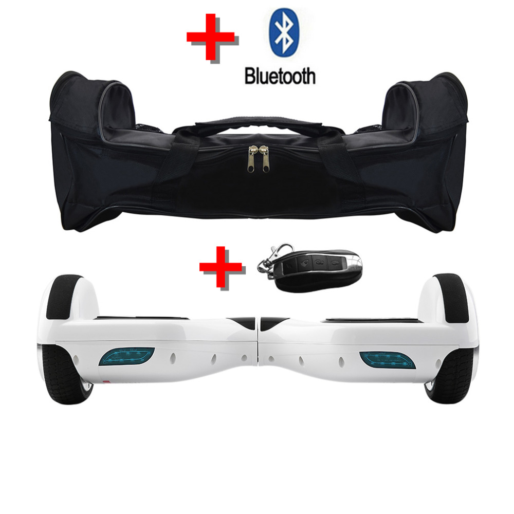 Cimiva 6.5 Inch CE Certificated Hoverboard Electric Self Balance Scooter Two Wheels Hover Board With Carry Bag Lock Charger certificated hoverboard tw01 self balance scooter 2 wheels built nn samsung battery with charger megawheels