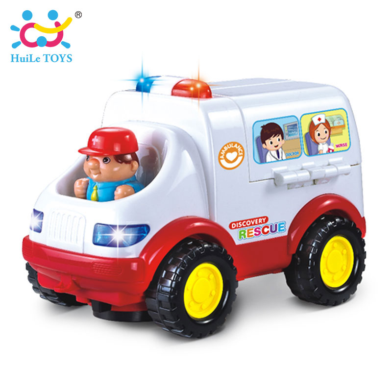 2-in-1-Ambulance-Doctor-Vehicle-Set-Baby-Toys-Pretend-Doctor-Set-and-Medical-Kit-Inside-Bump-and-Go-Toy-Car-with-Lights-Sounds-3