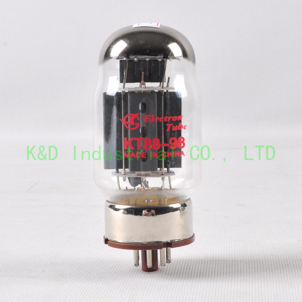 купить One Pair Matched Shuguang Audio Vacuum Tube KT88-98 Valve New for Tube Amplifier Socket недорого