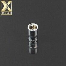 """XKAI 1/2 мм """"17 мм розетка гаечный ключ головка Метрическая розетка набор торцевой комплект болт шестигранник Аллен голова крутящий момент гаечный ключ рукав голова"""