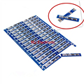 2 S 3А Литий-Ионная Батарея Лития 7.4 В 8.4 В 18650 Зарядное Устройство Защиты и Управления bms pcm для литий-ионный батареи липо ячейки пакет