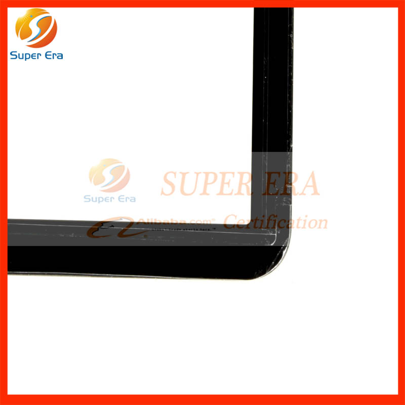 5Pcs/lot Original Used A+ front LCD Display Front Glass Panel for Macbook Pro 17 Unibody A1297 MB604 MC226 MC024 2009-2011 Year