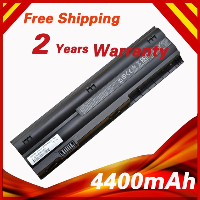 Laptop Battery For HP TPN-Q101 TPN-Q102 MT03 MT06 Mini 210-3000 110-4100 200-4200 210-3000 210-4000 For Pavilion Dm1-4000