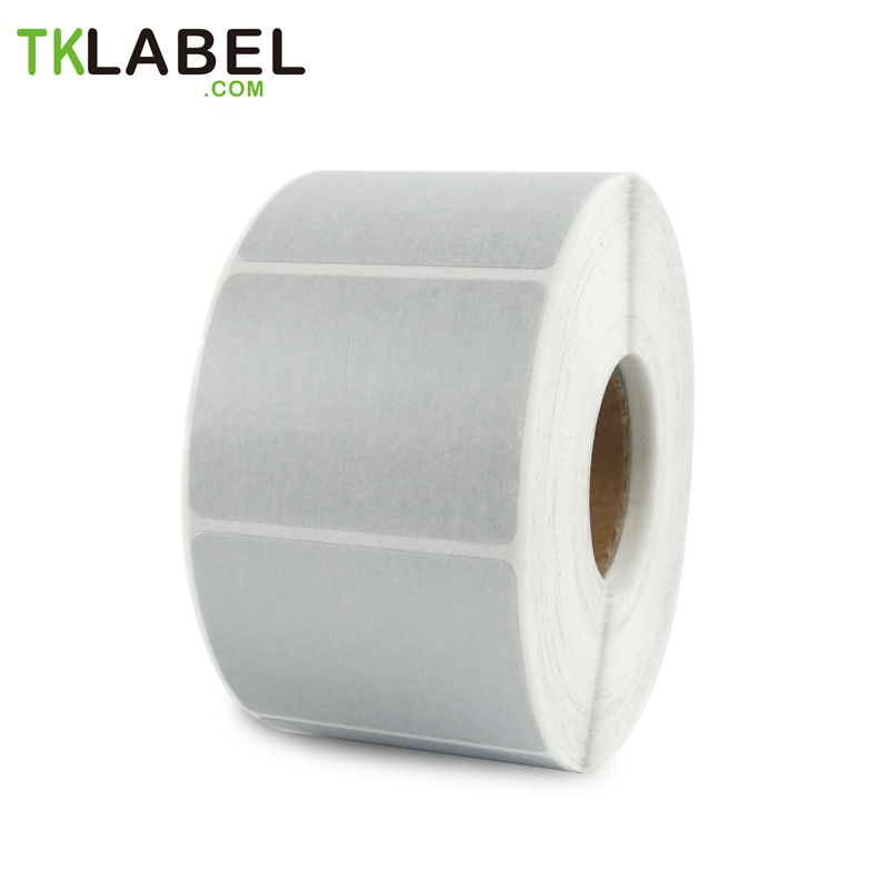 US $18 0 |3 X Rolls Sliver color Direct Thermal Labels Rolls 30 MM X 20 MM  (1400 labels/roll) Total 4200 color printable stickers-in Printer Ribbons