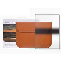 Nisi 100*150mm square filter Horizon Neutral Density Filter ND16 1.2 4 Stop Skyline Mirror Gray Gradient Mirror Sunrise Sunset