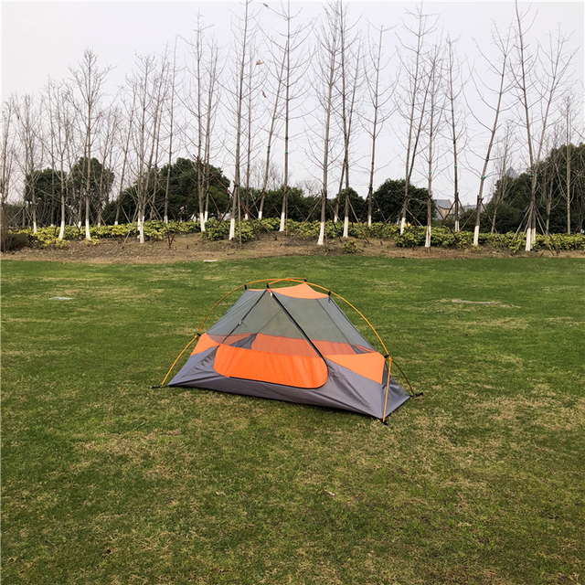 Orange Color Hubba Hubba NX 1 Person Lightweight Backpacking Tent CZX-305 Ripstop waterproof Tentultralight 1 man tent & Orange Color Hubba Hubba NX 1 Person Lightweight Backpacking Tent ...