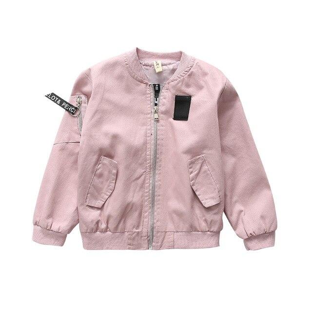 663282dfddd6 купить Детская куртка осенняя одежда для маленьких девочек модная ...