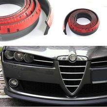 Для Alfa Romeo 156 159 166 147 автомобиль Brera spider Giulietta 940 бампер для губ комплект Резиновая лента передняя задняя юбка спойлер
