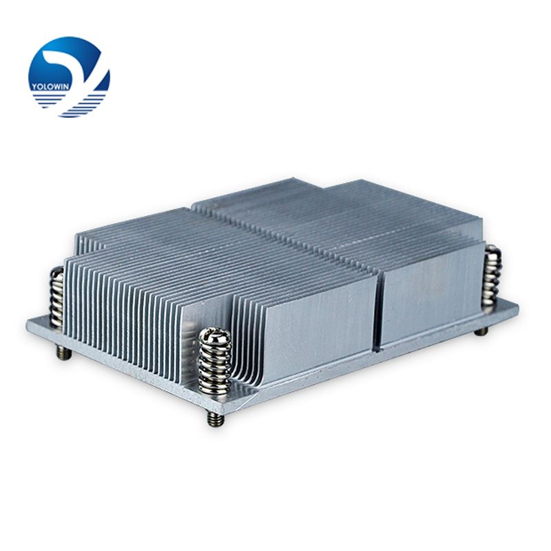 2016 Newest CPU Processor High Quality Computer Radiator Screw And Spring Solution Radiator Computer Cooling Products