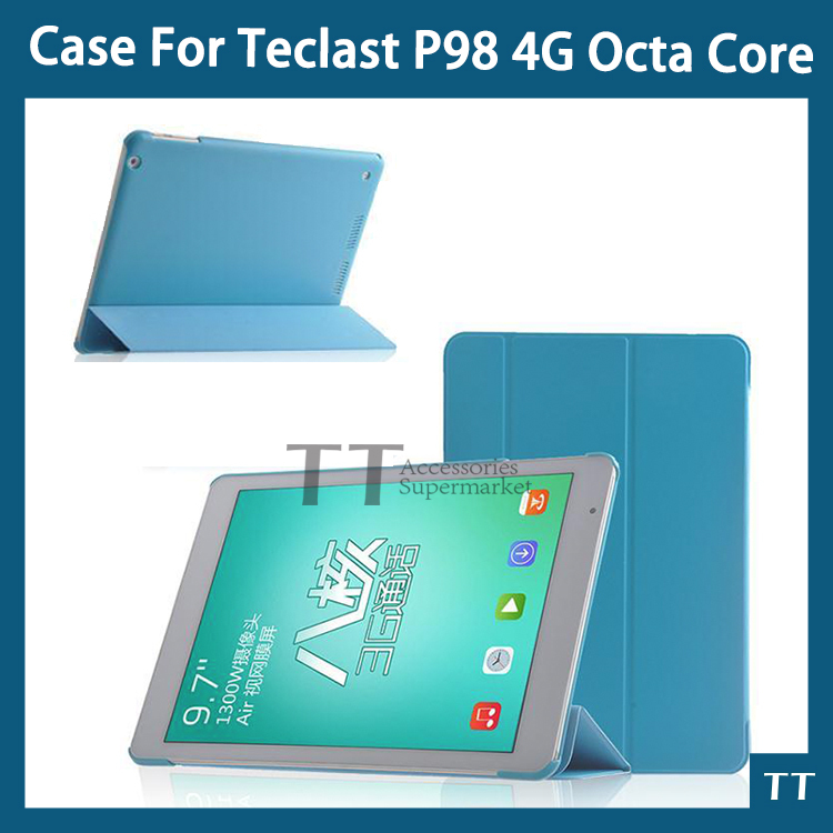 High quality PU Leather Case cover For Teclast P98 4G Octa Core,for Teclast X98 pro case 9.7inch Tablet PC+Screen protector цена 2017