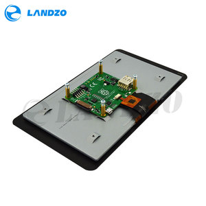 Image 5 - Original Official Raspberry Pi 7 Inch TFT LCD Touch Screen Shield Monitor Display 800*480  Stander Kit