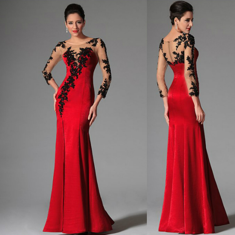 Online Get Cheap Stylish Evening Dresses -Aliexpress.com  Alibaba ...