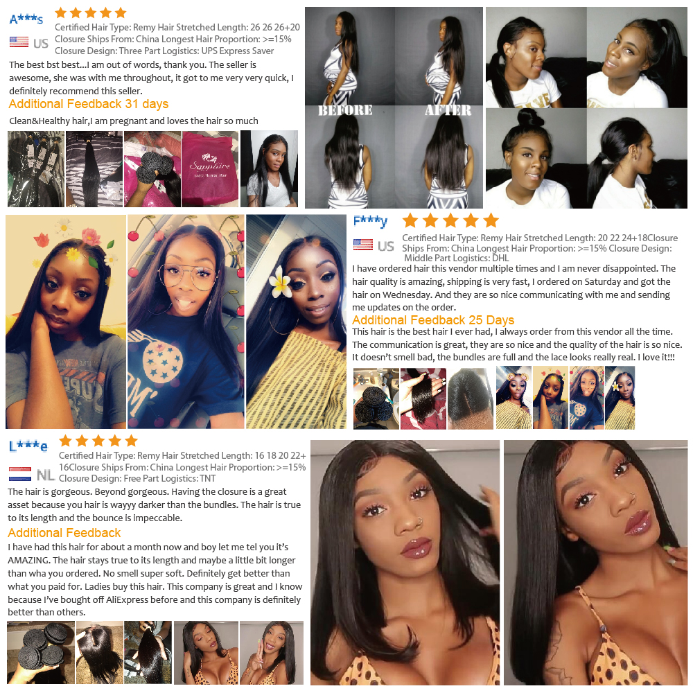 Ingenious Joedir Lace Frontal Closure Brazilian Straight Hair 360 Frontal Remy Human Hair Natural Color Free Part 12-18 Inch Free Ship Closures