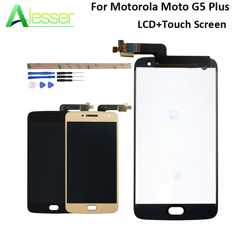 Mobile Phone Parts Alesser For Prestigio Q5 Psp5506 Duo Lcd Display Touch Screen Assembly Repair Parts 5 Inch Cellphone Accessories+tool+adhesive