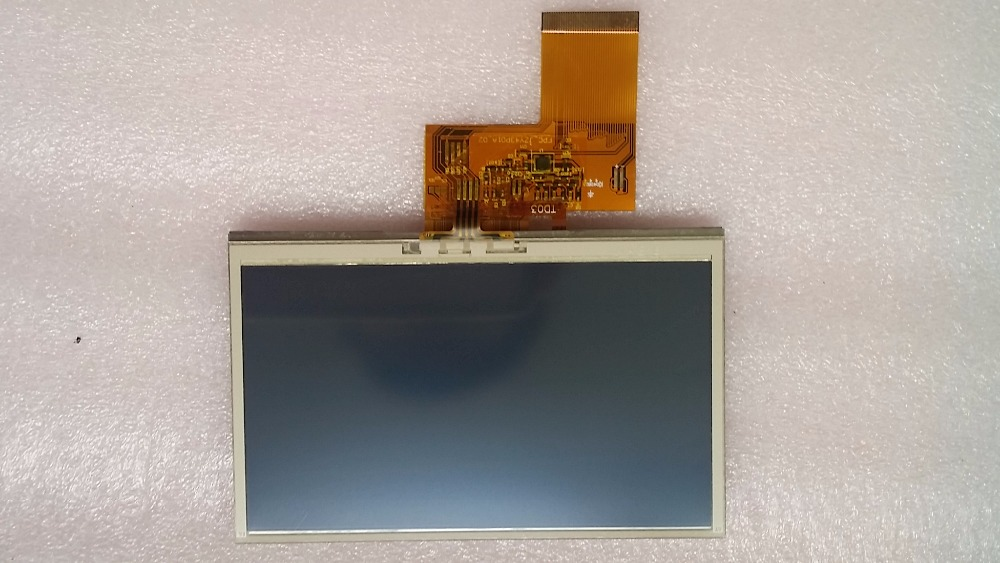 A+   LCD Display Matrix FPC-JZY43P01A-02 LCD Screen Panel Module replacement with touch lc150x01 sl01 lc150x01 sl 01 lcd display screens