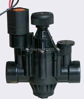 Water tuinieren DC gepulste elektromagnetische klep diameter 11/2