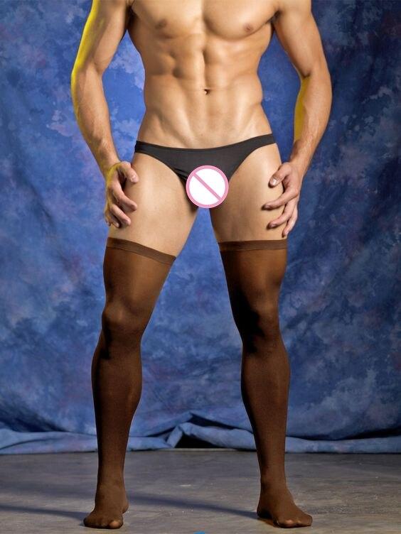 2017 Men 's Sexy socks men Invisible breathable socks velvet stocking sexy men socks Multi-col male stockings