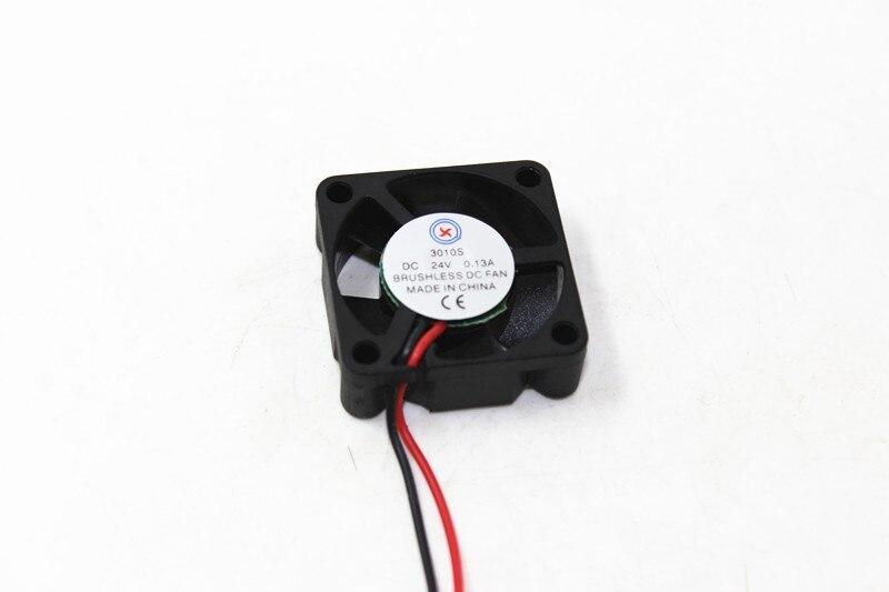 5V mini 3cm 30mm 30x30x10mm 2pin pont brushless cooling cooler fan 3010s S1