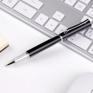 Image 5 - חדש אישית מתנות לוגו מותאם אישית עם טקסט משלך עיצוב משלוח גבוהה כיתה מתכת עסקים כדורי עט עבור יום הולדת אריזת מתנה