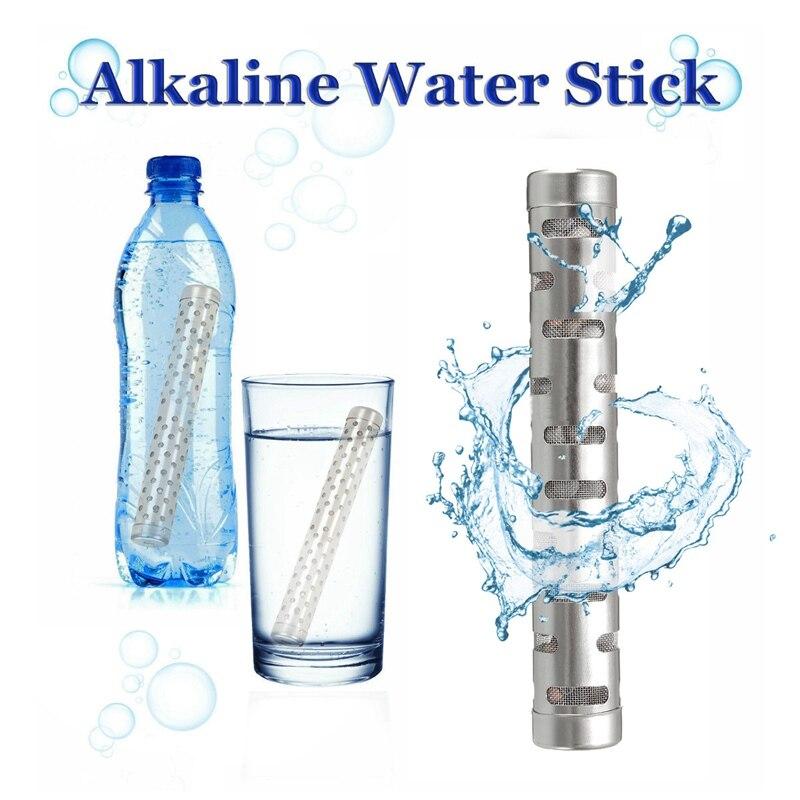 baru 1 pc portabel alkaline water filter purifier lonizer air terionisasi alkali tongkat bio energi