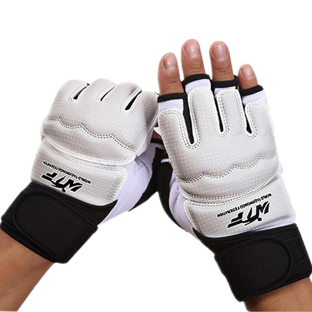 New Kids Adults Taekwondo Gloves Sports Fighting Boxing Protective Gloves