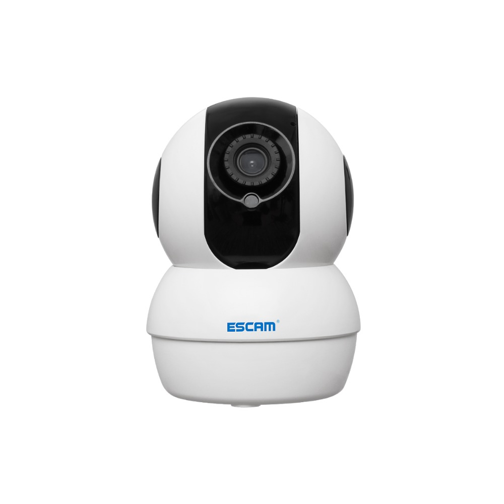 ESCAM 720P G50 WIFI Indoor Network IP Camera Infrared Pan/Tilt Wireless Camera With Two Way Audio Motion Detector Baby Monitor howell wireless security hd 960p wifi ip camera p2p pan tilt motion detection video baby monitor 2 way audio and ir night vision