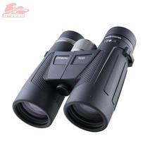 New HD Hunting Binoculars 8/10 X 32/42 Zoom Magnification Waterproof Low-light Level Night Vision BAK4 Prism Binocular Telescope цена
