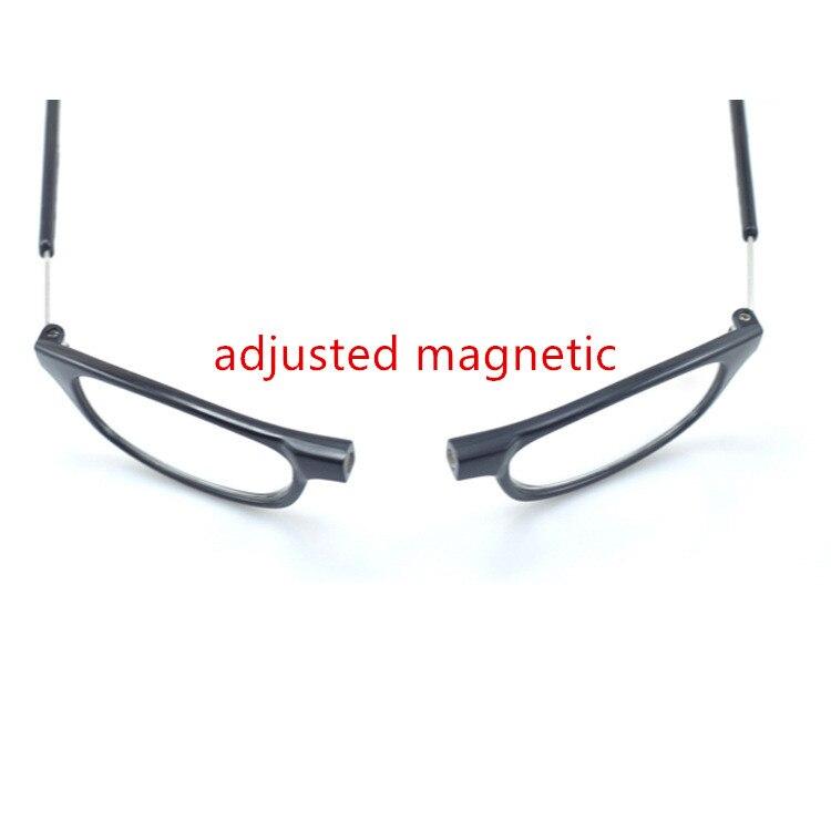 97abca8a5 Atacado Multi cor Óculos Dobráveis Óculos de Leitura Óculos Leitor  Magnético Pendurado No Pescoço Do Eye Glasses Frete Grátis 001 em Óculos de  leitura de ...