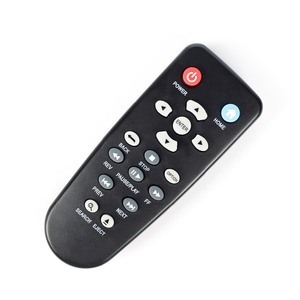 Image 3 - remote control  For WD TV   Digital WDTV Live TV Plus Mini HD Hub Media Player WDTV001RNN