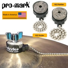 """Promark by D'addario S22 Sizzler, 22″ or Smaller"""" or R22 Cymbal Rattler"""