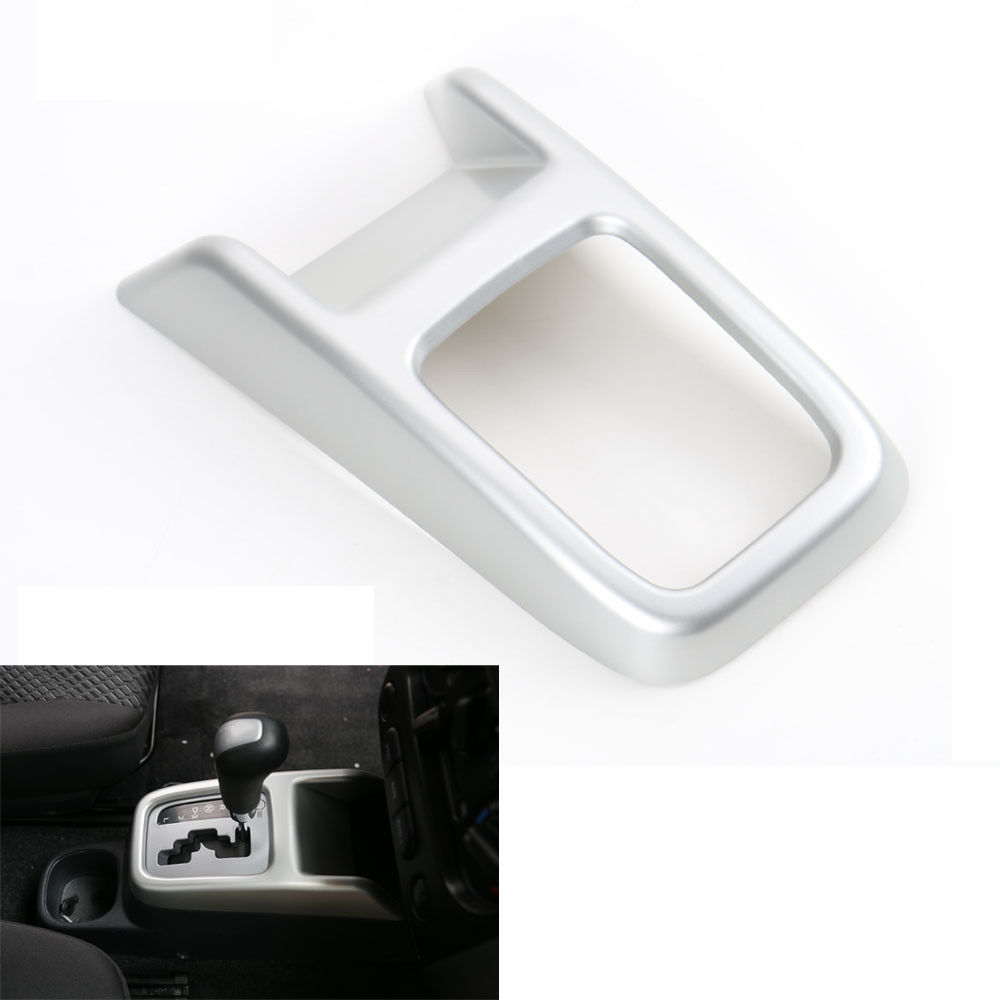 For Suzuki Jimny 2007 2015 font b Interior b font Gear Shift Box Transfer Cover Trim
