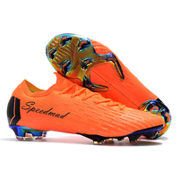 Low Top Football Boots SuperflyX VI Elite CR7 Flyknit World Cup Soccer Shoes Superfly VI 360 Elite Neymar FG Soccer Cleats 2018