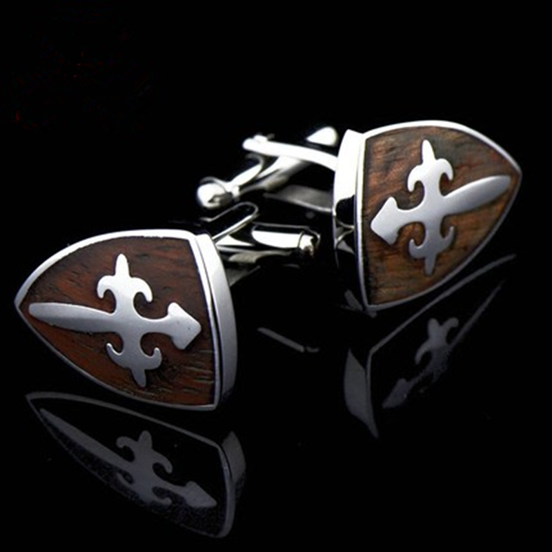 Christian Religion Cross Cufflinks Men's Formal Clothing Accessories Sleeves Buttons Cuff Links Men Groomsman Bridegroom Gift