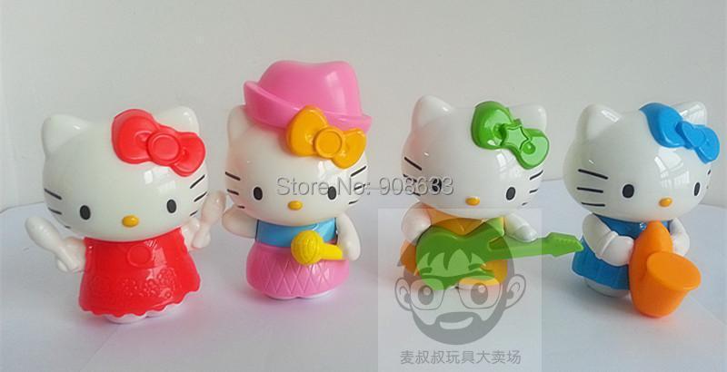 Hello Kitty Mcdonald S Toys : Hello kitty music world mcdonald s happy meal toys completed