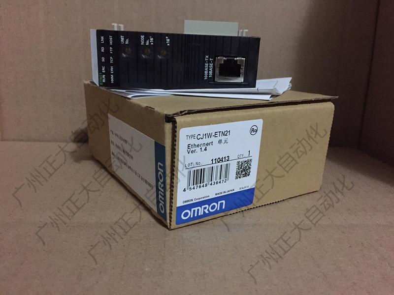 Original New Module CJ1W-ETN21/CJ1W-EIP21/CJ1W-NC433
