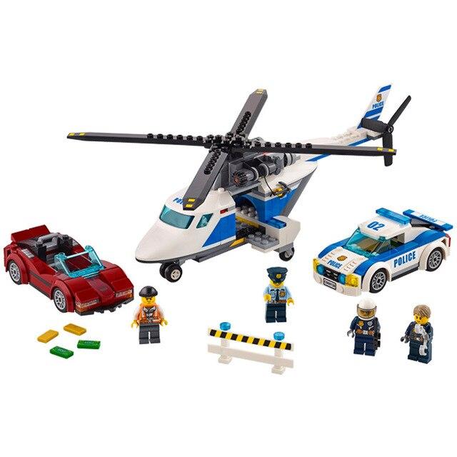 Lego City Block Model Toys For Children Lego City 60138 Educational