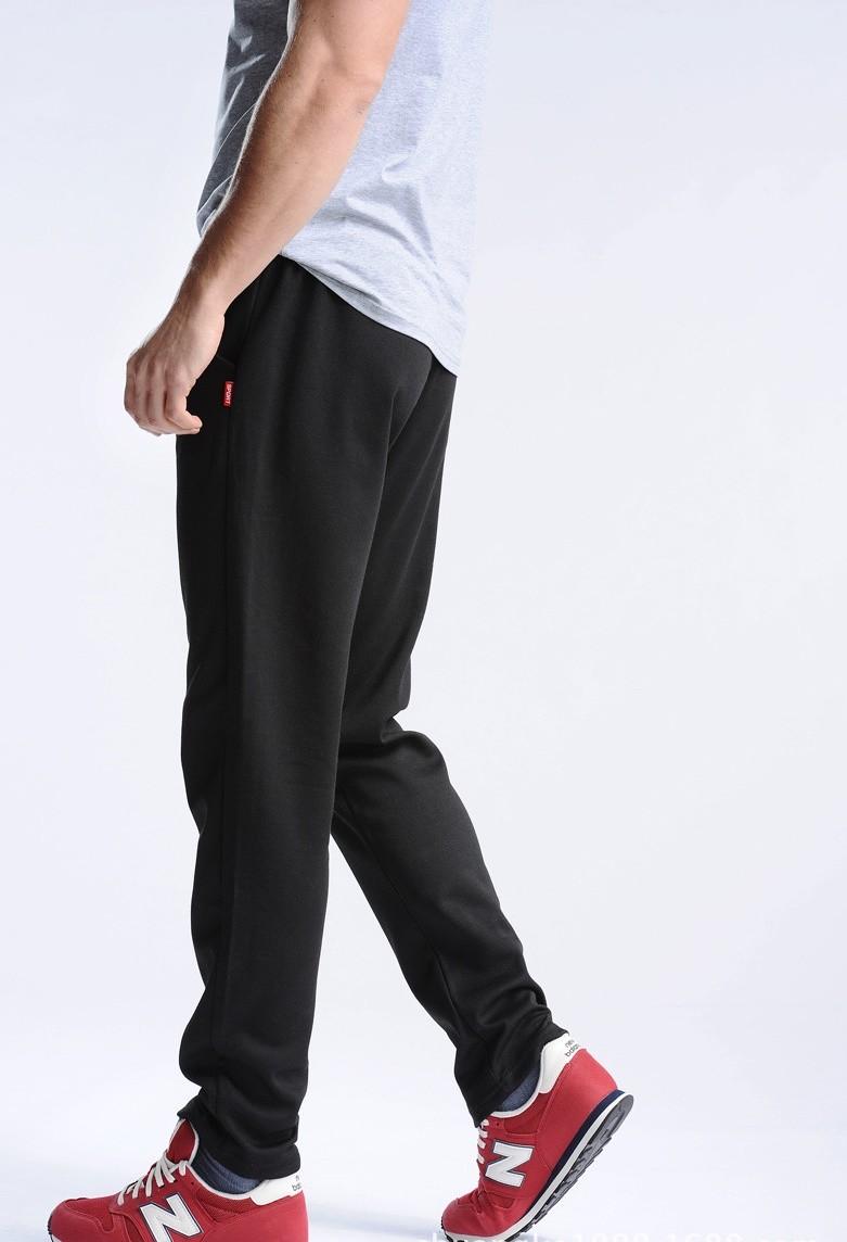 Uwback 17 Plus Size 4XL New Sweat Pants Men Joggers Pants Elastic Waist Loose Sweat Pants For Men Casual Trousers homme CAA329 16