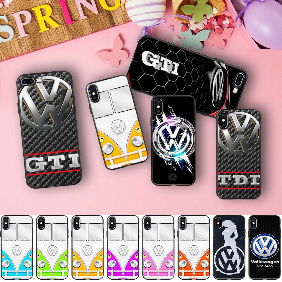 coque iphone xr volkswagen golf
