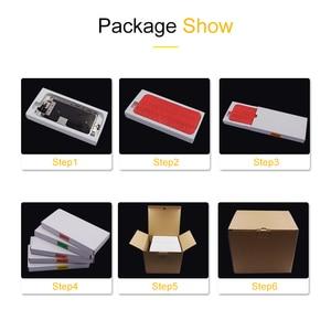 Image 5 - 10 יחידות AUO כיתה + + + LCD עבור iPhone 7 בתוספת LCD החלפת מסך מגע Digitizer עצרת תצוגה לא מת פיקסל משלוח חינם