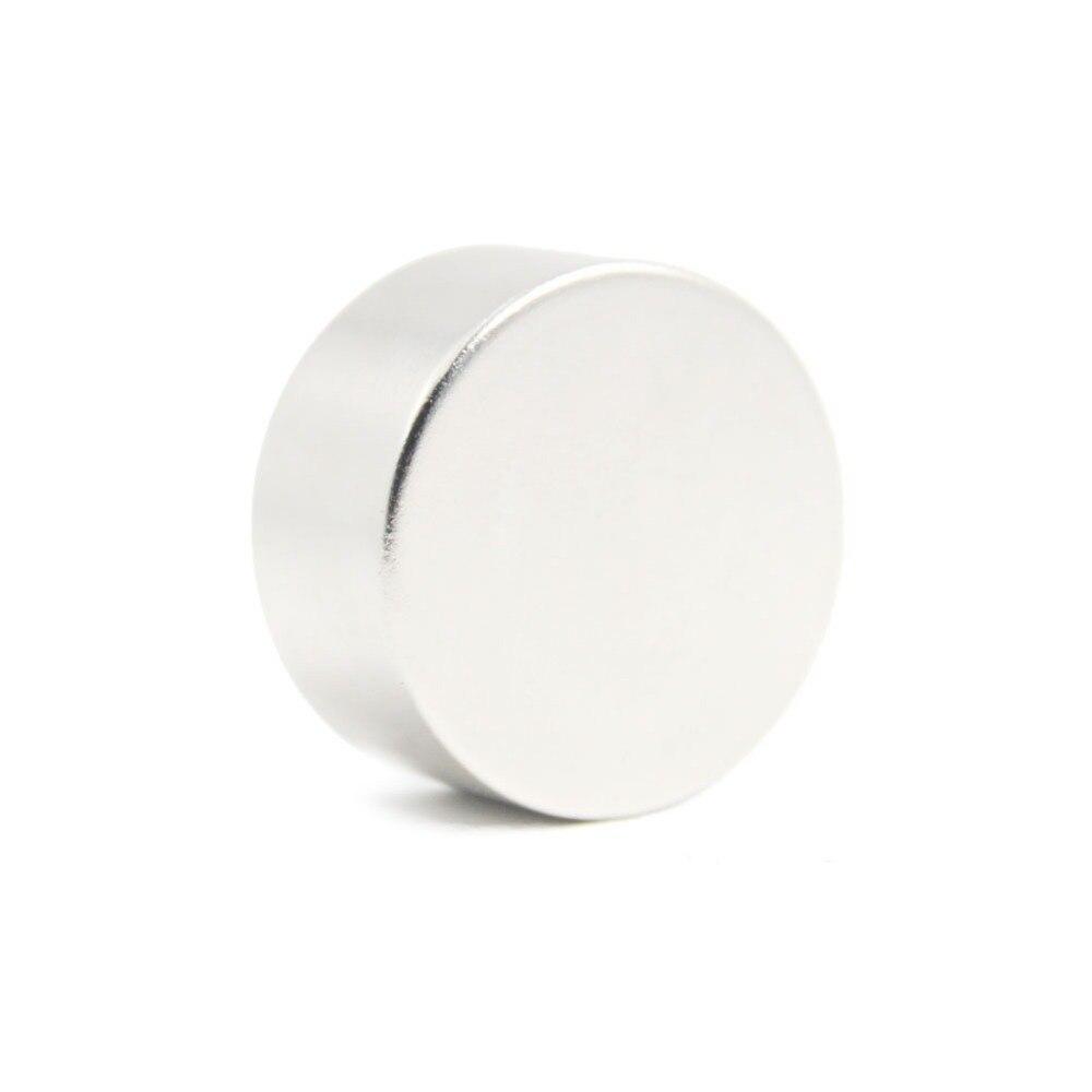 1pcs Super Powerful Strong Bulk Small Round NdFeB Neodymium Disc Magnets Dia 40mm x 20mm N50 Rare Earth NdFeB Magnet