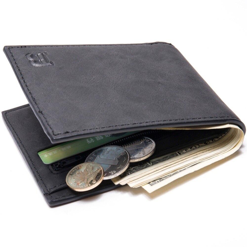 a06fd9b8086 Goedkope Met Coin Bag rits nieuwe mannen portefeuilles heren portemonnee  kleine geld portemonnees Portefeuilles Nieuwe Ontwerp