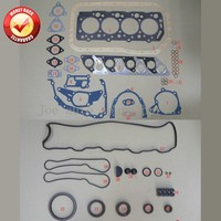4D56 4D56T Engine Full Gasket Set kit for Mitsubishi Montero L200 L400 CANTER Hyundai GRACE GALLOPER II H100 2.5 TD MD972215