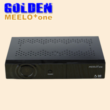 20PCS Satellite Receiver 750 DMIPS Processor Linux Operating System MEELO+ one Support YouTube Cccam server STB DVB-S2 S2