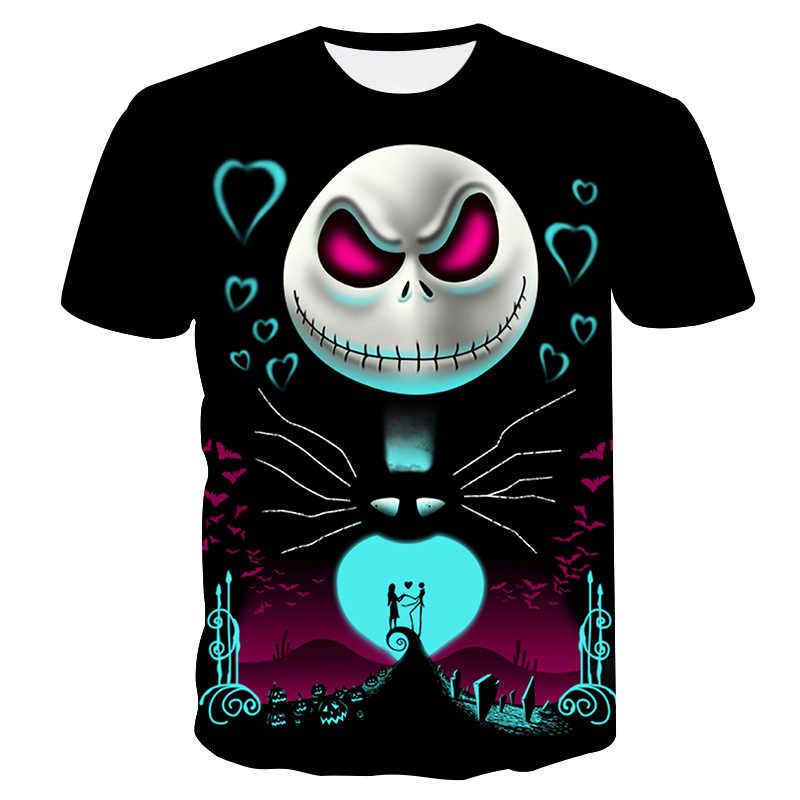 2019 été hommes t-shirt moto T-shirt Punk vêtements rétro vêtements mécanique t-shirt hauts t-shirts hommes drôle 3d t-shirt