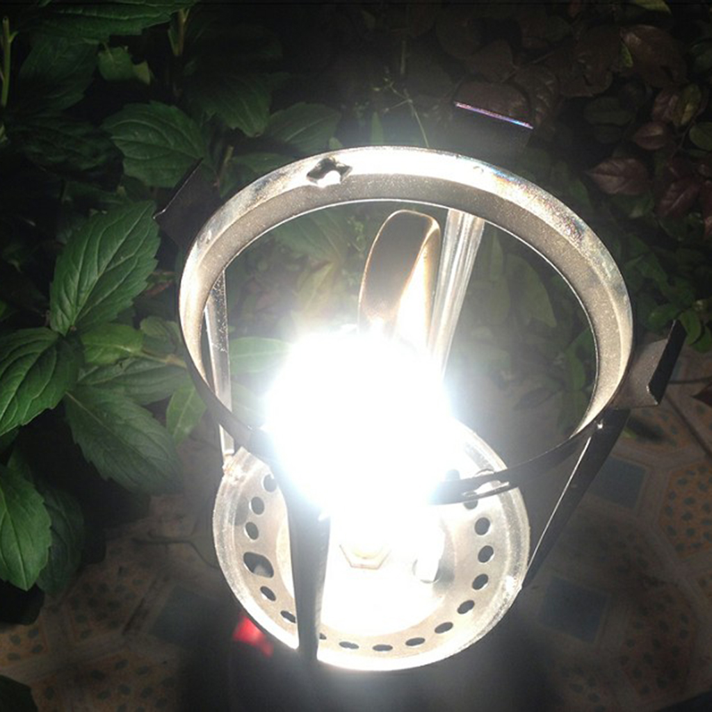 10pcs High Quality Camping Gas Lamp Lantern Mantles Cover and Lampshade