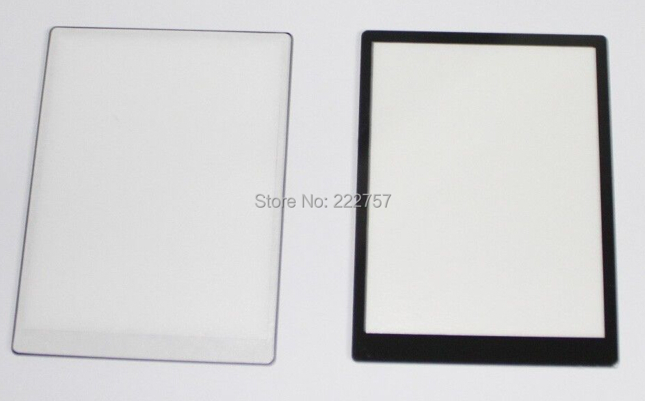 For Nikon DSLR D5100 Outer LCD Screen Display Window Glass Replacement Repair part